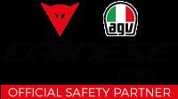 Dainese-Roma-official-sponsor-nero