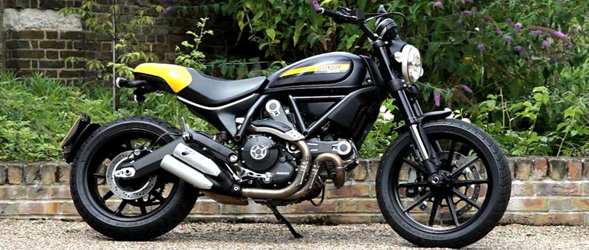 Ducati Scrambler Full Throttle 800