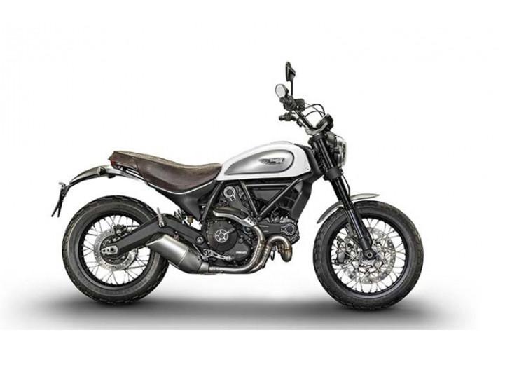 Ducati Scrambler Icon Gray (2018) Image